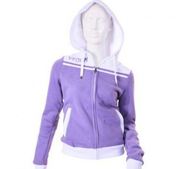 "Venum MMA Womens Purple "" Ipanema Hoody - Small Large"