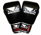 Bad Boy MMA Pro Series Thai II Gloves, Black, 14-Ounce