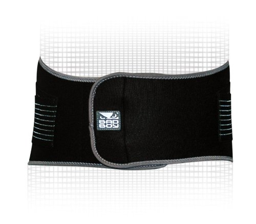 Bad Boy Recovery Line Contoured Back Support Large
