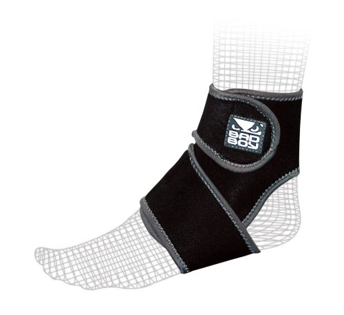 Bad Boy Recovery Line Ankle Support Large