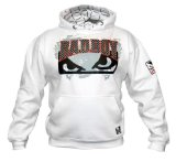 Bad Boy Official MMA Hoodie - White