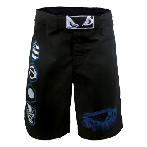 Bad Boy Youth Pro Series MMA Fight Shorts Black Large