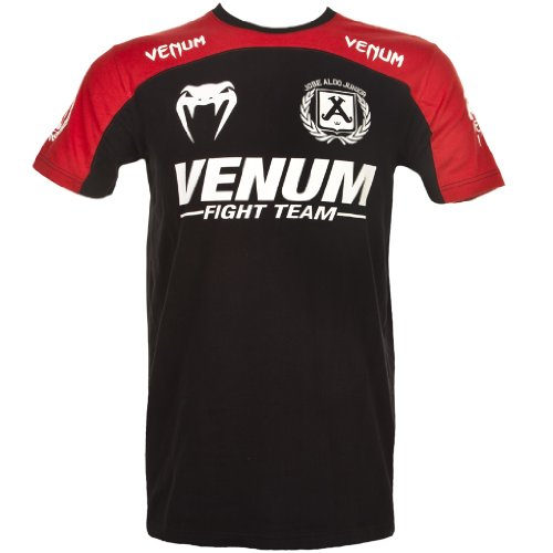 "Venum ""Aldo Team"" T-shirt - Black Large"