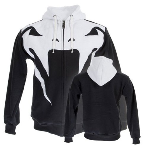 Venum Attack Hoodie BLACK SMALL Large