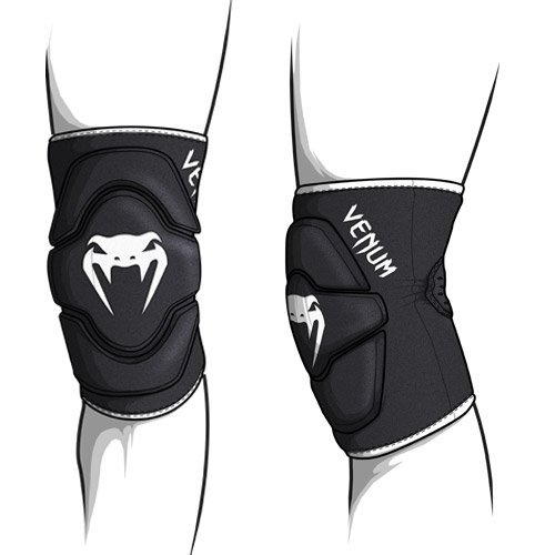 Venum MMA Contact Lycra Knee Pads - Large Large